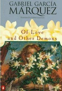 Of Love and Other Demons - Book Cover