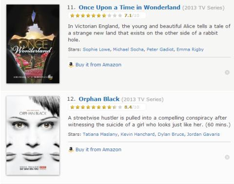 TV Watchlist 6 - IMDB