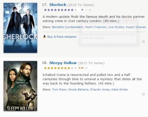 TV Watchlist 9 - IMDB