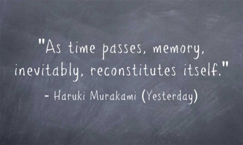 As-time-passes-memory
