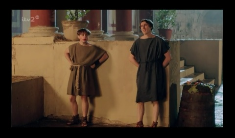 Plebs Season 1 Episode 1 (The Orgy)